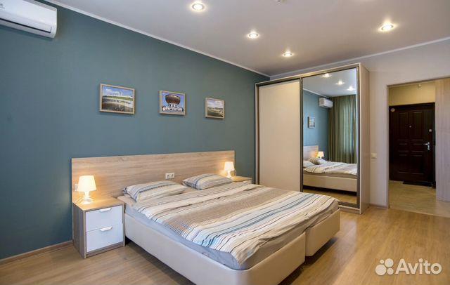 Продается однокомнатная квартира за 3 500 000 рублей. микрорайон Адлер, Сочи, Краснодарский край, улица Ленина, 288.