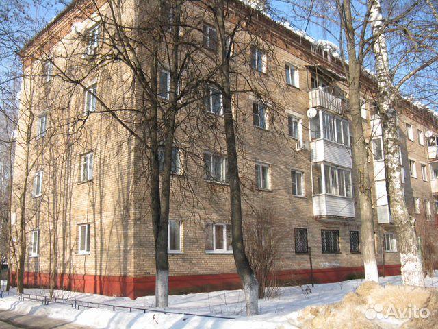 Продается двухкомнатная квартира за 2 100 000 рублей. Московская область, городской округ Лосино-Петровский, посёлок Биокомбината, 35.