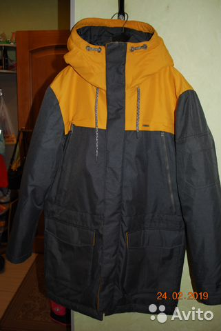 a55495163735c Зимняя куртка outventure - парка купить в Ленинградской области на ...