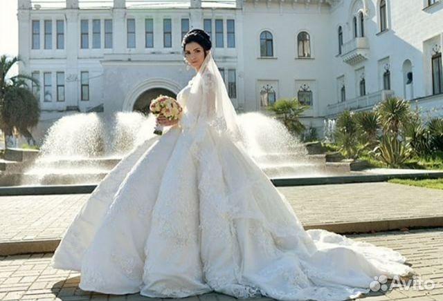 77aa764ad11524e Королевские свадебные платья купить в Республике Дагестан на Avito ...