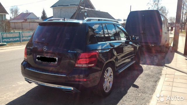 Mercedes-Benz GLK-класс, 2013 89192905152 купить 7