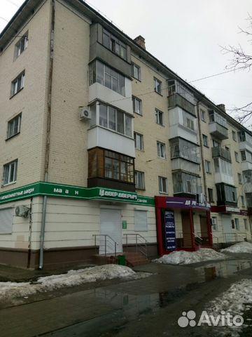 Продается однокомнатная квартира за 1 230 000 рублей. г Орёл, ул Пушкина, д 46.