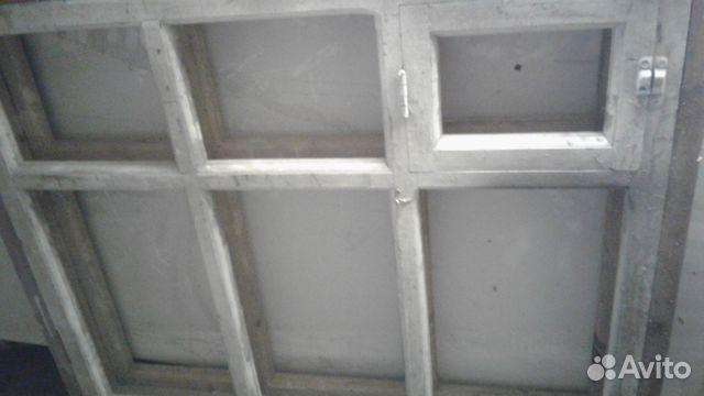 Блок оконный двойной деревянный 89210543218 купить 2