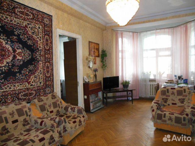 Продается четырехкомнатная квартира за 6 750 000 рублей. г Тула, пр-кт Ленина, д 62/7.