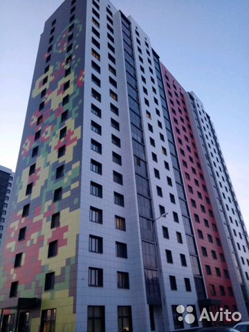 Продается однокомнатная квартира за 3 840 000 рублей. г Казань, ул Родины, д 24А.