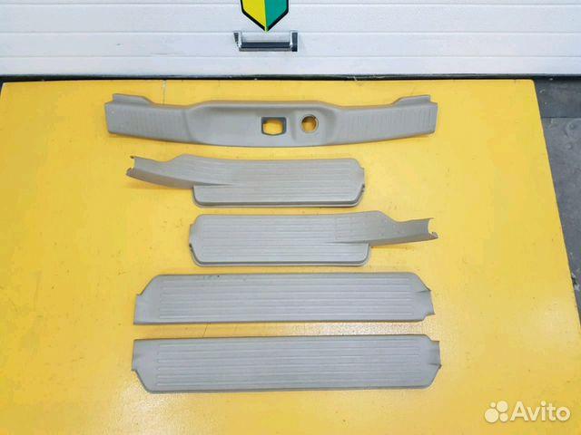 89625003353 Продам пластик салона Nissan Presage, HU30