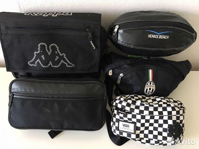 a72ab228f70e Спортивные сумки на пояс и плечо купить в Москве на Avito ...