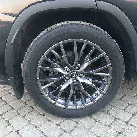 Купить Lexus RX пробег 47 521.00 км 2017 год выпуска