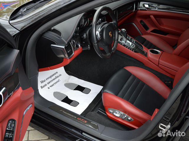 Купить Porsche Panamera пробег 45 500.00 км 2015 год выпуска