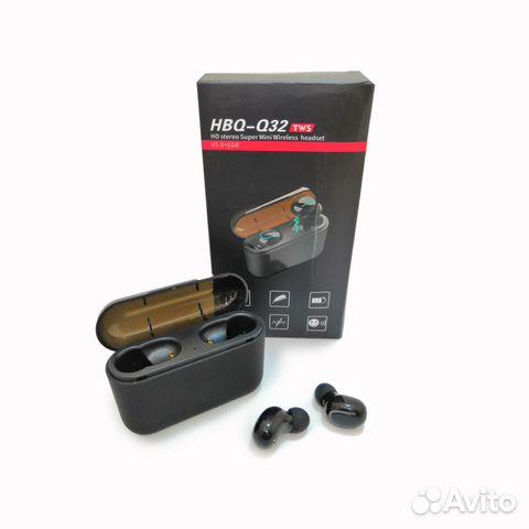 Беспроводные наушники HBQ-Q32.Новые,маг-н 89824815610 купить 1
