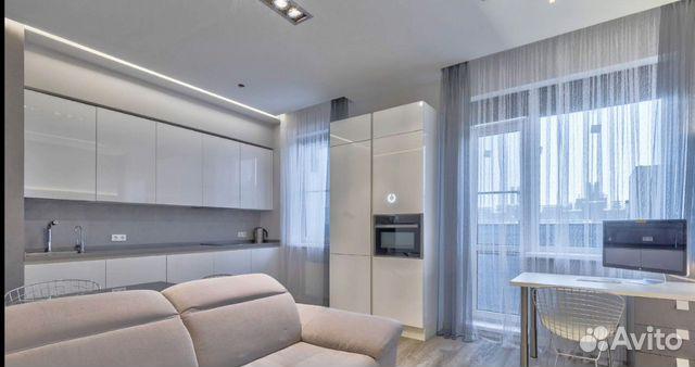 Продается однокомнатная квартира за 2 150 000 рублей. г Санкт-Петербург, Свердловская наб, д 58.