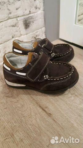 Замшевые туфли  купить 1