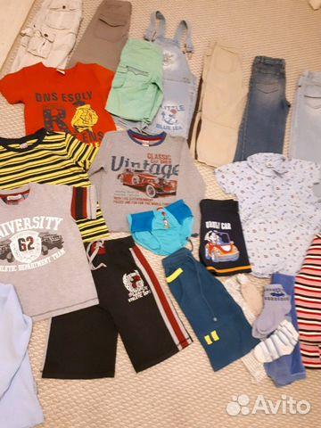 Брюки лето, шорты, футболки 98-104 89528045750 купить 6