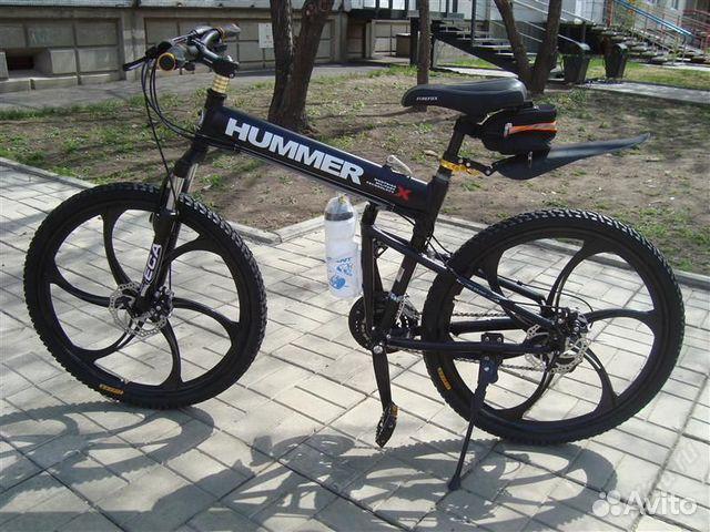 89527559801 Горный велосипед, Хаммер,литые диски