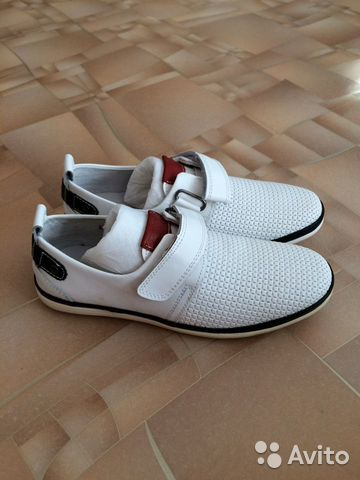 Shoes leather casual