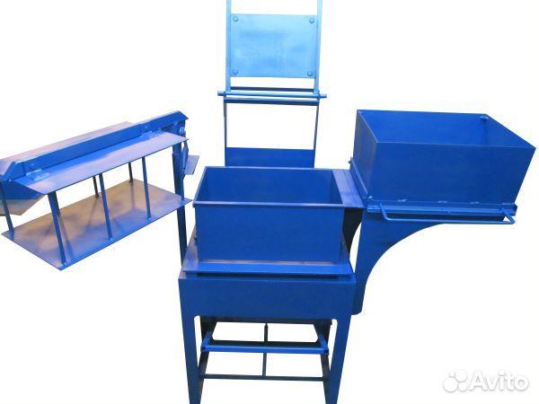 Станок для производства Арболитовых блоков рпб1500 89236322662 купить 1