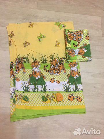 Постельное белье для малыша 89607447860 купить 2