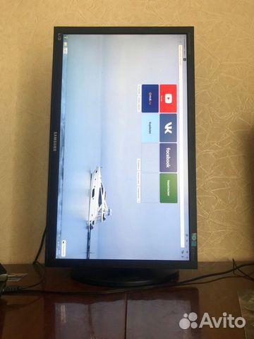 Монитор samsung BX2440 диагональю 24  купить 3