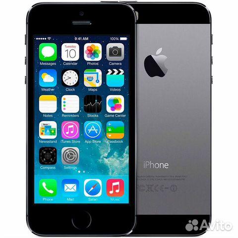 Продам айфон 5s на 16 Гбайт в отличном состояние в 89611427089 купить 1