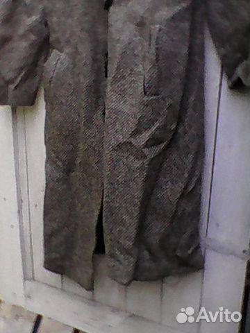 Пальто зимо-сезонное 89273640929 купить 2