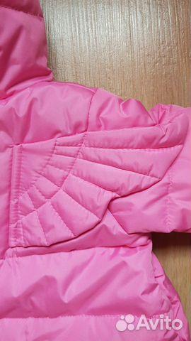Курточка весенняя размер 80 89086455308 купить 3