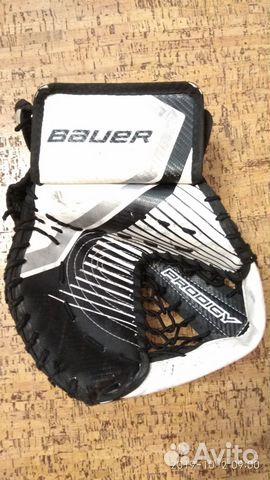 Вратарская хоккейная ловушка