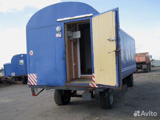 Вагон дом на шасси Екатерина душ 89115748339 купить 1