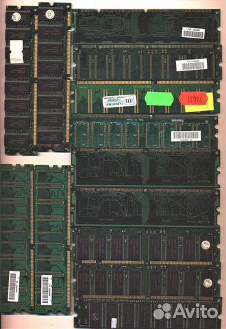 Оперативная память DDR 128Mb+256Mb  89040033245 купить 2
