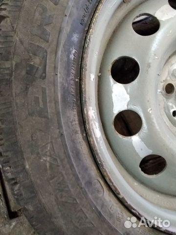Зимние колеса R14  89084908205 купить 4