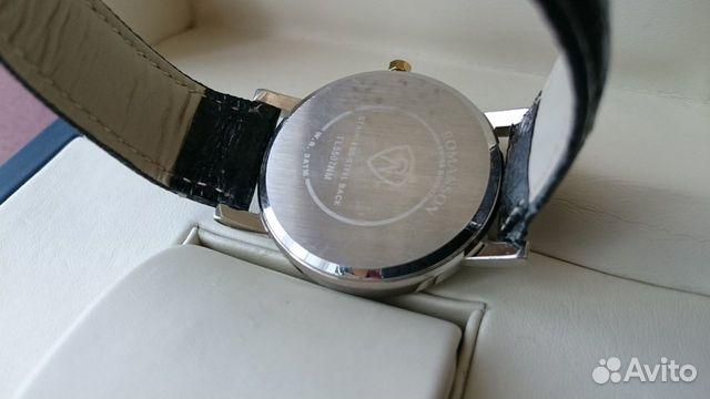 Мужские классические наручные часы Romanson 89525003388 купить 7