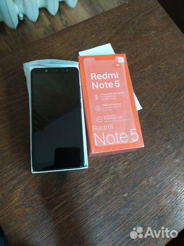 Xiaomi Redmi Not 5 4/64 alla dokument är 2чехол