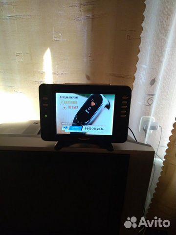 Автомобильный телевизор 12в и 220в 89054105747 купить 1