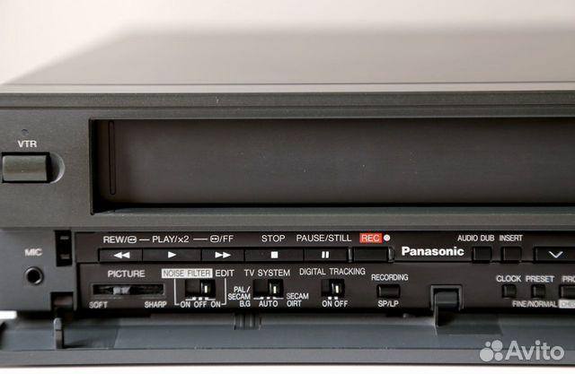 Видеомагнитофон Panasonic NV-25 (Япония)  купить 1