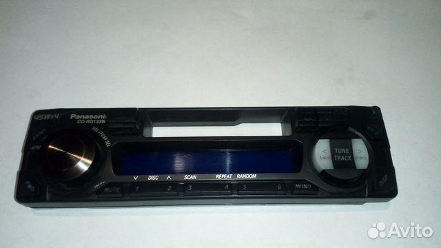 Магнитола Panasonic CQ-RG 133W1 89518650732 купить 1