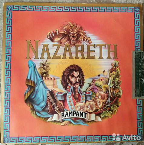 Nazarethrampant1974г 89275035632 купить 2