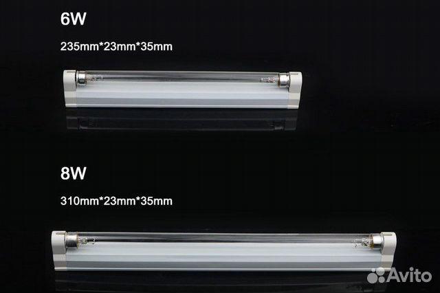 Лампа бактерицидная уф кварцевый облучатель 89050367612 купить 4