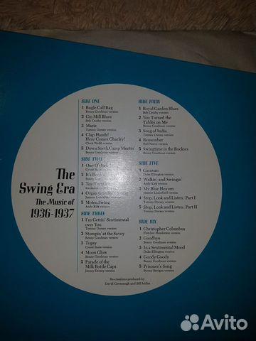 Swing Era, Mint, USA 1970 14 box, 42 pl 89185565096 купить 9