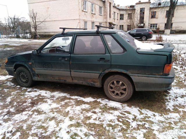 ВАЗ 2115 Samara, 2004 89386661242 купить 1