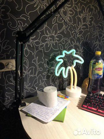 Лампа светодиодная неоновая 89082318006 купить 2