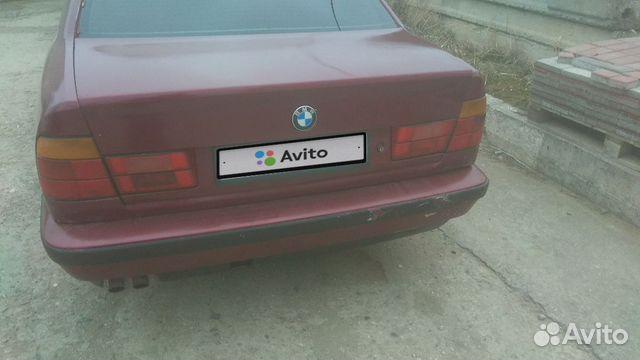 BMW 5 серия, 1992 89887630399 купить 7