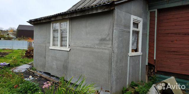 Дом 27 м² на участке 2 сот. 89012779641 купить 3
