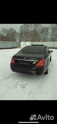 Mercedes-Benz S-класс, 2009 89058262684 купить 2