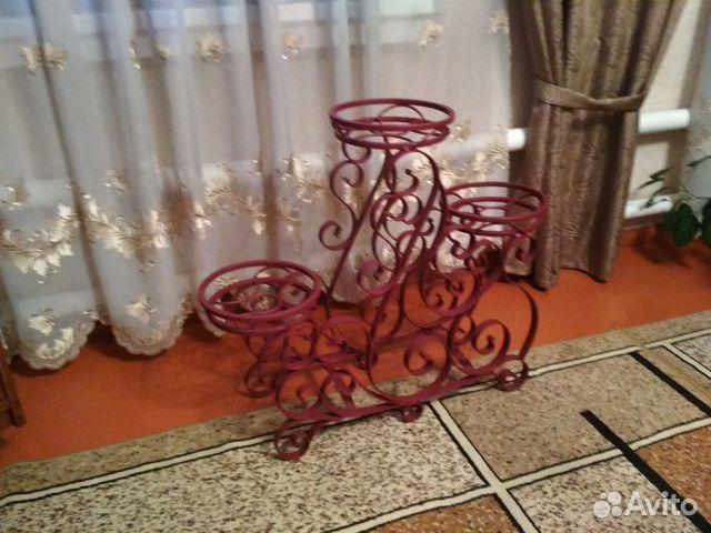 Подставка для цветочных горшков 89913784997 купить 3