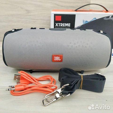Колонка jbl Xtreme mini Серая 89081399218 купить 1