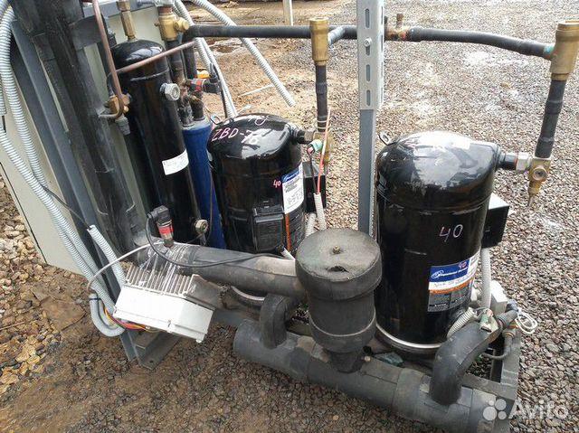 Агрегат на базе компрессоров Copeland купить 2