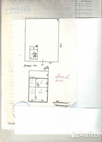 Дом 70.7 м² на участке 11 сот. 89148450800 купить 1