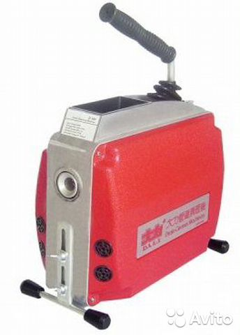 Drain cleaning machine for drains dali D-150 buy 2