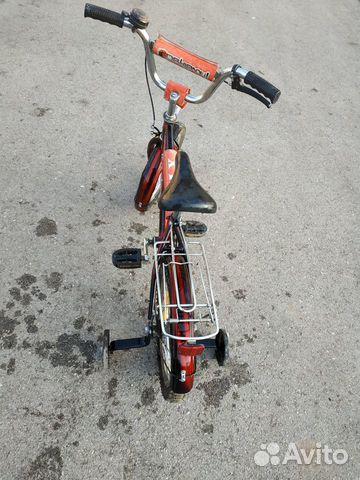 Велосипед детский inovatrack