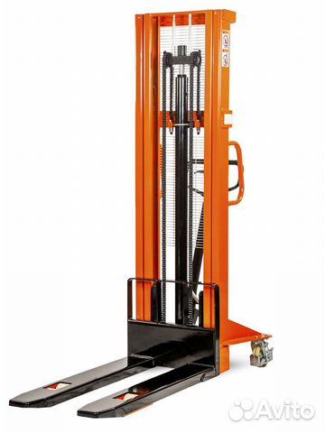 Штабелер ручной гидравлический на 1,5т (1500кг) 88314155836 купить 1