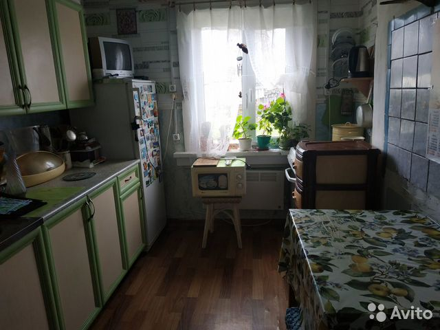 3-к квартира, 46 м², 1/2 эт.